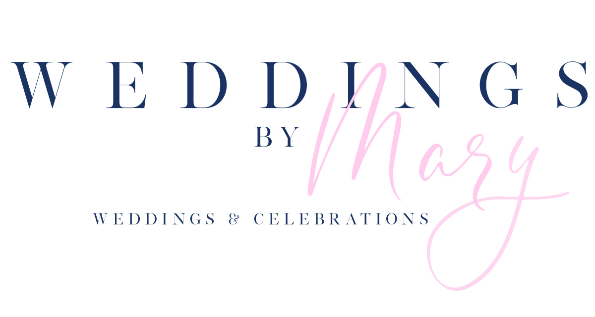 Weddings by Mary