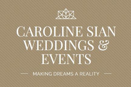 Caroline Sian Weddings & Events