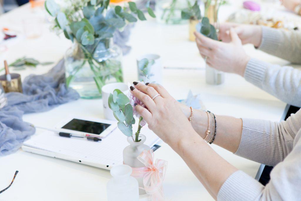 Wedding Stylist Training