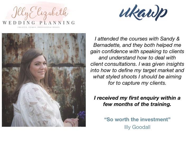 training course testimonial