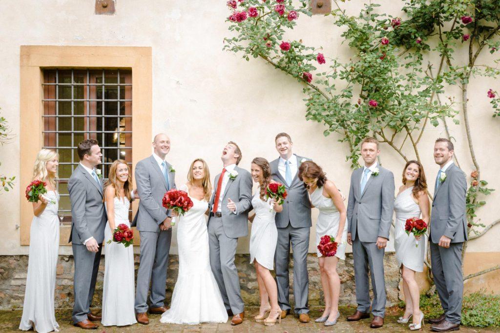 organising a wedding abroad