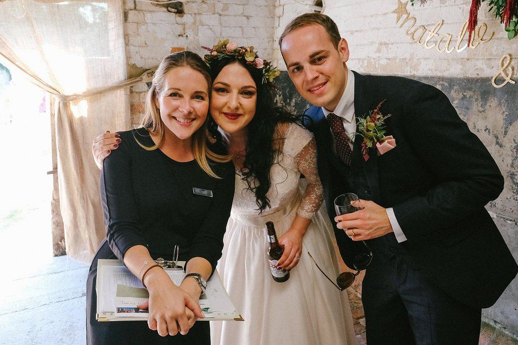 UKAWP wedding planner Natalie Hewitt
