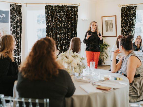 Bernadette Chapman wedding business coach