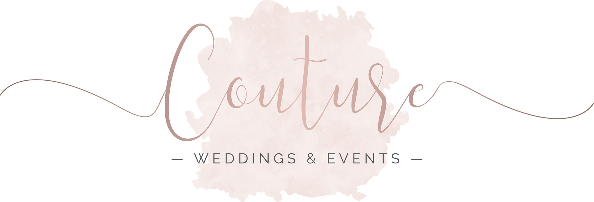 Couture Weddings & Events