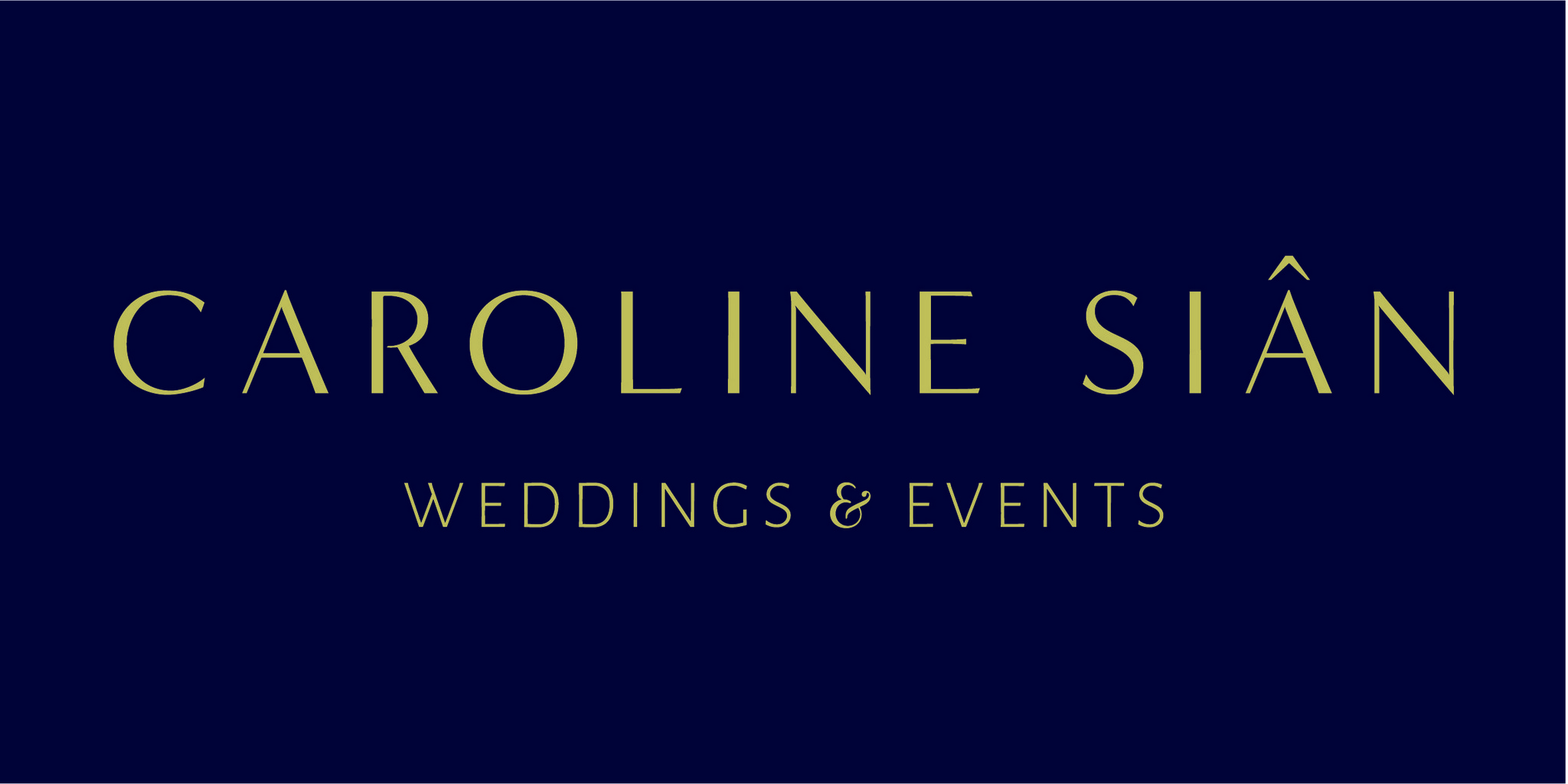 Caroline Sian Wedding Planner London Logo