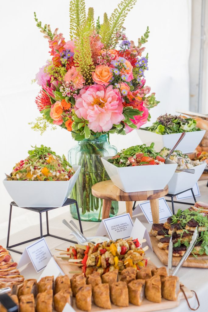Catering Trends and Choosing Caterer