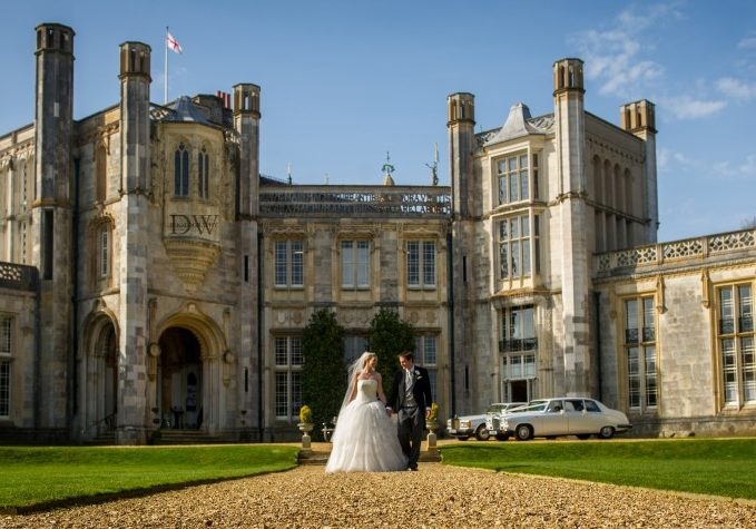 Stunning location for a UK wedding venue. Photo by: David Wheeler Photography