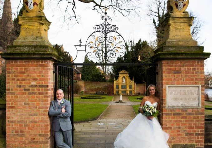 Staffordshire Wedding Planning