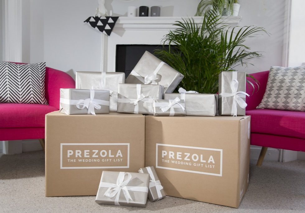 Prezola Wedding Gift List
